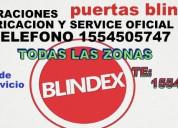 Puertas blindex reparacion y service 1154505747