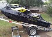 Hermosa moto de agua sea doo rxp 260 rs