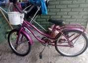Bicicleta de niña perfecto estado.