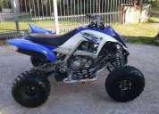 Yamaha raptor 700, impecable