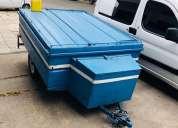 Vendo trailer ridao semiautomatico