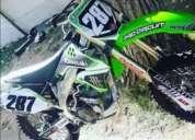 Kawasaki 2008. todos los papeles para patentar.