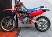 Honda xr 600 titular modelo 85 doble carburador restaurada