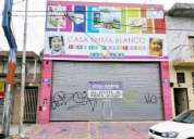 Gran local comercial de 475 m ubicado sobre avenida arturo illia esquina arieta en la matanza