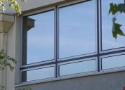 ColocaciÓn de laminas de control solar - seguridad