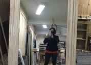 Espejo vintage  rustico