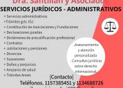 Busco socio abogado