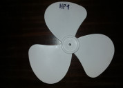 Repuesto hélices para ventiladores