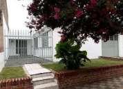 alquiler casa 2 dormitorios villa azalais a metros de juan b justo en córdoba capital