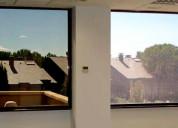 Espejados y laminas de control solar en cÓrdoba