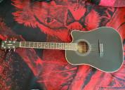 Guitarra electroacústica cort