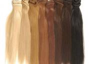Cortinas y extensiones de pelo en salon carolna´s