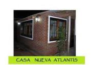 Nueva atlantis dueño alquila casa para 4-6-8 pers