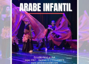 Clases de danza árabe para nenas en quilmes