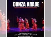 Clases de danza arabe en quilmes