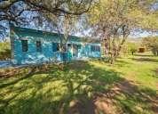 Cortaderas s ruta 1 80 mts de frente 1 casa 105 m2 en chacabuco