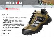 Zapatilla calzado de trabajo, trekking, urbano
