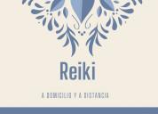 Reiki a domicilio o a distancia (caba)