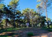 Terreno pinar del golf bifamiliar financiado en monte hermoso