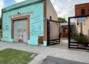 casa de 3 ambientes con local ubicada a 500 metros de la estacion de trenes 2 dormitorios