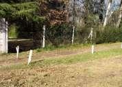 Lote terreno en venta 440 m2 la reja moreno