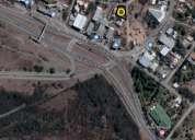La calera cuesta colorada terreno a 1 cuadra ruta e55 quotimportantisimo quotcon gas en colón