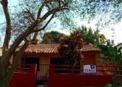 Vendo terreno con casa a reciclar en el barrio los aguacates u s 210 000 en capital