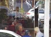 Galeria americana en venta en capital