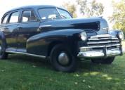Vendo auto antiguo