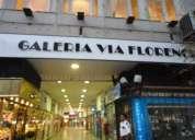 Dueno vende local galeria via florencia