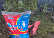 Alimento smarty x 15kg. envío sin cargo!
