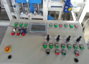 6900 bl/8h - sueca maquina para fabricar adoquines