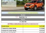 Renault kwid zen 2021 en belén de escobar