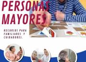Cuadernillo de actividades para personas mayores
