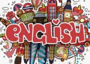 Inglés presencial en f. alvarez o por zoom