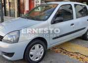Renault clio 2 2009 105000 kms