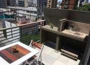 Salguero al 1100 palermo alq amoblado 1 amb con balcon terraza y parrilla
