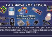 Mayorista multirubro de articulos, computacion,lib