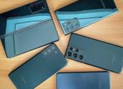 Nuevo iphone 12 pro max, samsung s21, note 21 ultr