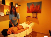 Masajes y masajista profesional zona recoleta