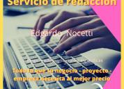 Servicios web [redes sociales - web -publicidad]