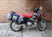Salidas en moto larga distancia en carpa