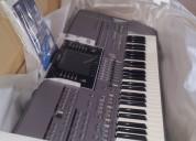 Yamaha tyros5,pioneer dj cdj-2000nxs2,korg pa4x wh