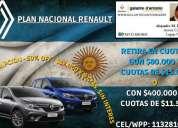 Renault logan 2021 en san isidro