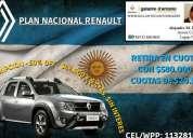 Renault duster oroch 2021 en san isidro