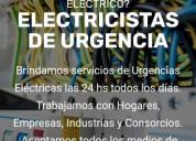 Electricista matriculado ariel