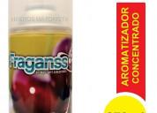 Pack x15 aromatizadores fraganss aerosol cordoba