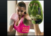 Kick boxing femenino - boxeo femenino