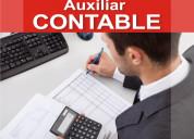 Cursos de auxiliar contable en liniers