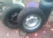 Dos ruedas de auxilio fiat